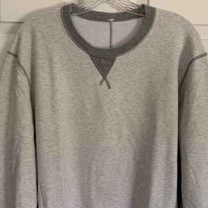 Lululemon Mens Crewneck Sweatshirt, Size XL
